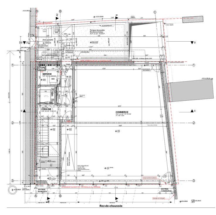 Gallery of Burnt Wood Office / STEINMETZDEMEYER - 15