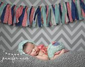 Mint Coral Navy Oh Baby!! Treasury List