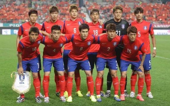 South Korea World Cup 2014