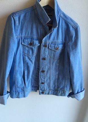 Kaufe meinen Artikel bei #Kleiderkreisel http://www.kleiderkreisel.de/damenmode/jeansjacken/95123724-moto-jeansjacke-topshop