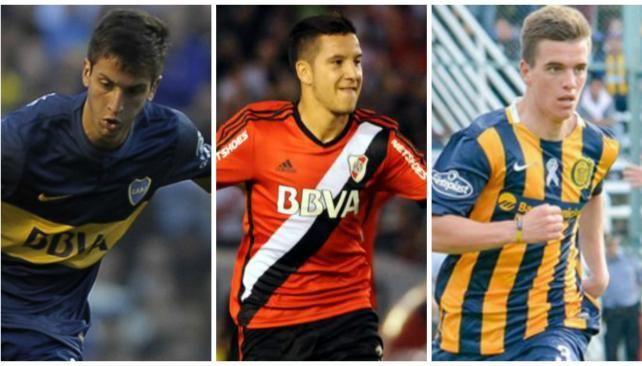 Las 50 promesas juveniles del fútbol mundial | TyC Sports
