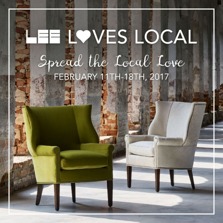 Save 30% this week with Lee Loves Local!
