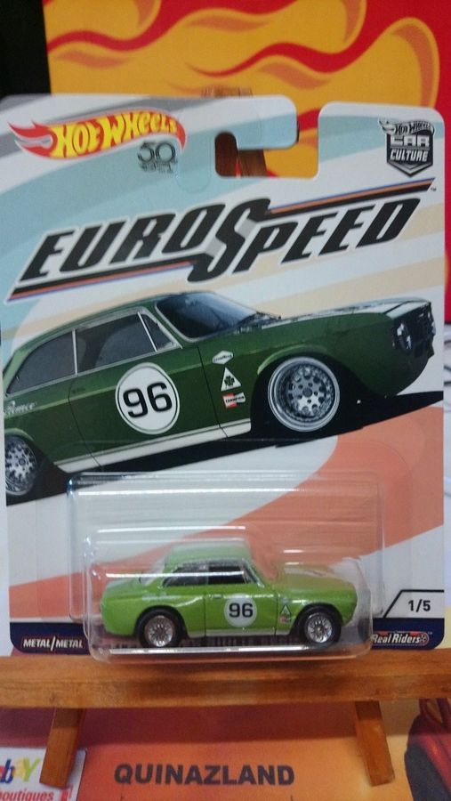 Hot Wheels Euro Speed Car Culture Choise Choix Lot Ou A L Unita