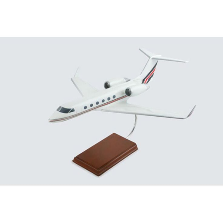Daron Worldwide Gulfstream IV 1983 Model Airplane - KG4MJ