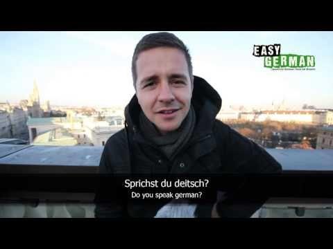 Austrian German vs German German Part II - Easy German Pronunciation - YouTube