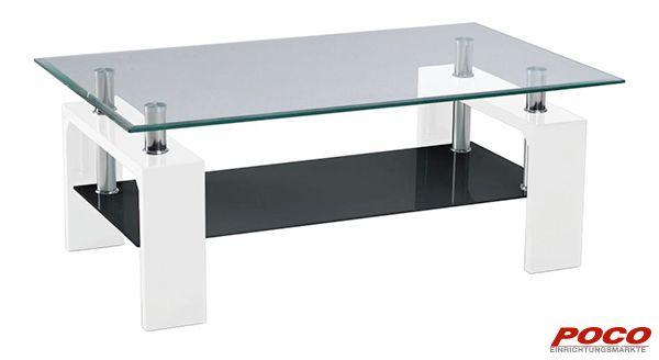 Glascouchtisch Modena Online Bei Poco Kaufen Glascouchtische Tisch Couchtisch