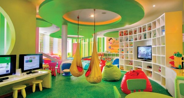 Azul Beach Hotel Kids Playhouse Kid Friendly Hotels For