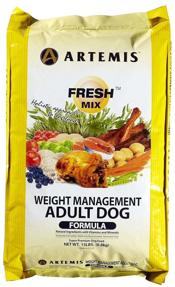 Artemis Fresh Mix - Weight Management - 15 lb ** New and awesome dog product awaits you, Read it now  : Dog food types
