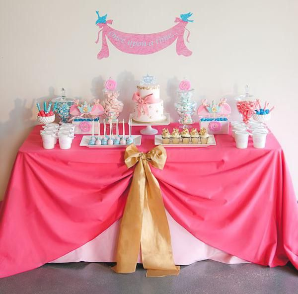 Once upon a time... Cinderella bday party by As Sweet as it Gets, www.assweetasitgets.com