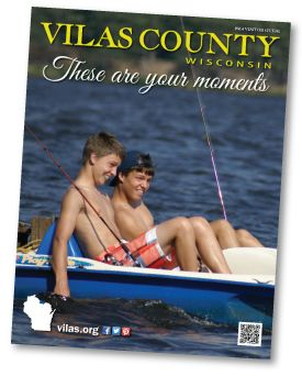 Find the best family activities in Vilas County by ordering our Visitor Guide!