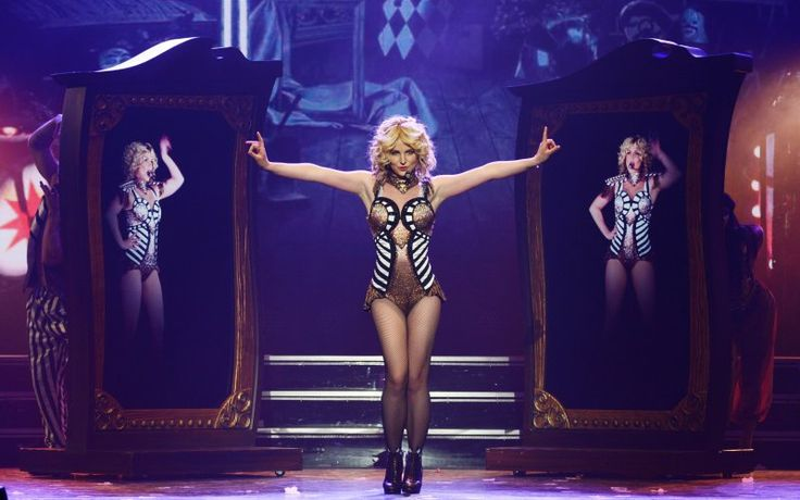 According to The Daily Beast, Britney Spears's Vegas Show Is a Big Hit. #womanofnote