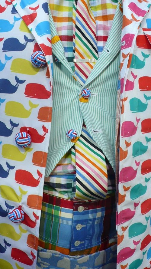 Thom browne the buttons