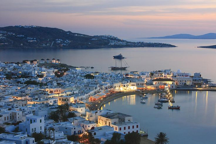 #2. MYKONOS, CYCLADES - 5 Beautiful Greek Islands You Need To Visit When Going To Greece