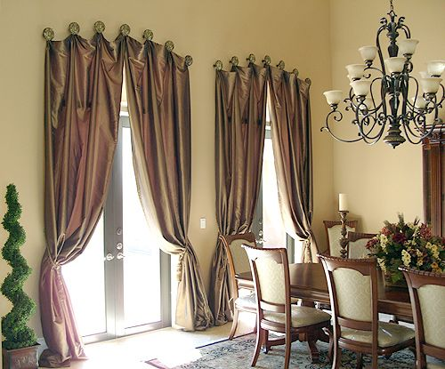 Images Of Two Story Curtains | ... Draperies U2013 Curtains   Top .