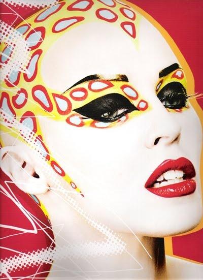 Blonde Beauty Icon  X-era Kylie Minogue