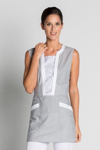 a49ea9fa44 Vestuario profesional elegante y comodo para comercio y estética.  Fabricantes de ropa laboral con el mejor diseño. Uniformes laborales para  el sector de ...
