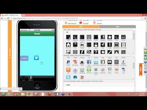 How to Build an App Without Programming Skills Part 1 - YouTube