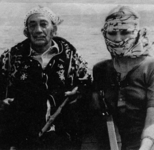 SALVADOR DALI.....WITH AMANDA LEAR....PARTAGE OF JORGE VALLEJO...