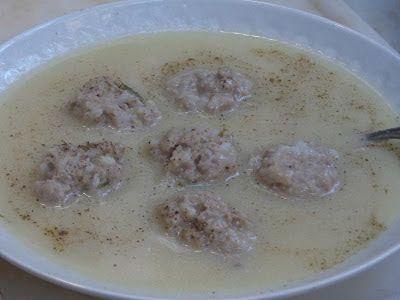 Γιουβαρλάκια σούπα αβγολέμονο!! ~ ΜΑΓΕΙΡΙΚΗ ΚΑΙ ΣΥΝΤΑΓΕΣ