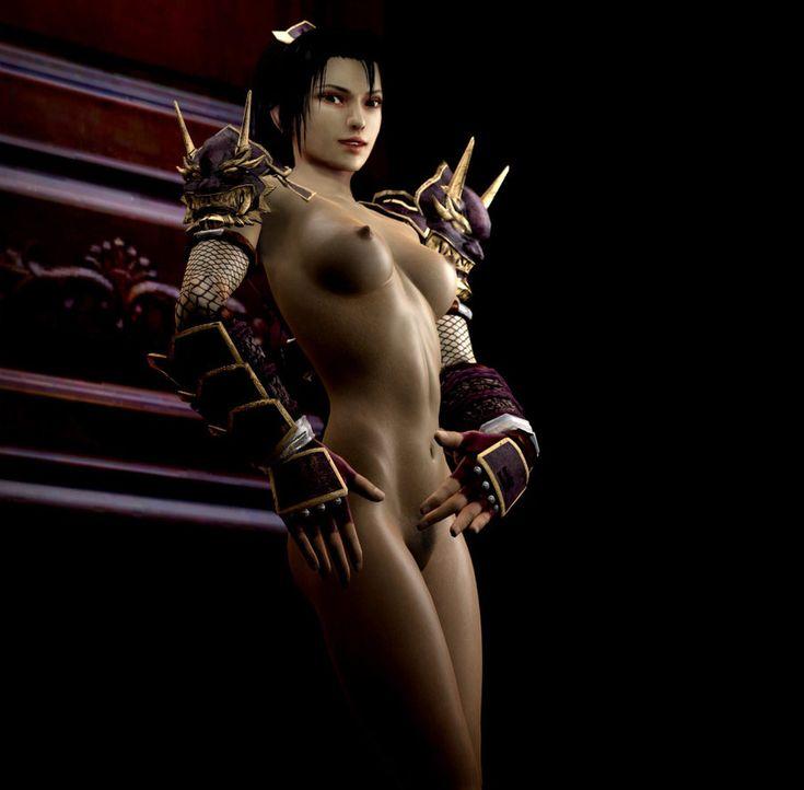 screenshots soul calibur nude