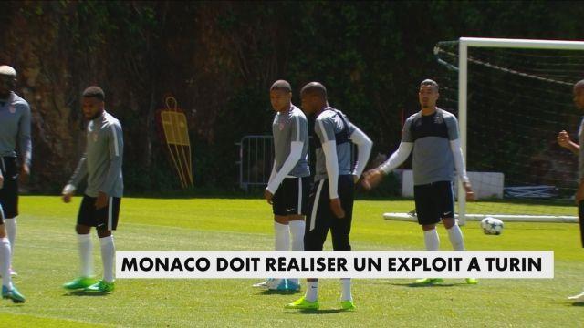 """Monaco rêve d'une """"remontada"""" contre la Juventus à Turin – CNews Monaco n'a pas le choix. Les monégasques doivent réaliser un exploit ce mardi soir à Turin contre la Juve après leur défaite 2 à 0 à l'aller. S... http://feedproxy.google.com/~r/itele/sport/~3/_oJSUP81fjg/a-turin-monaco-reve-dune-remontada-contre-juventus-175335"""