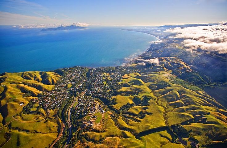 Pukerau Bay, see more at New Zealand Journeys app for iPad www.gopix.co.nz