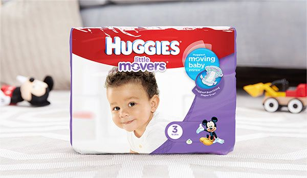 Huggies Little Movers Diaper Coupon
