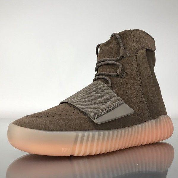 "on sale f7e5f 2cb92 Final Basf Batch Adidas Yeezy Boost 750 ""Chocolate"" BY2456 ..."