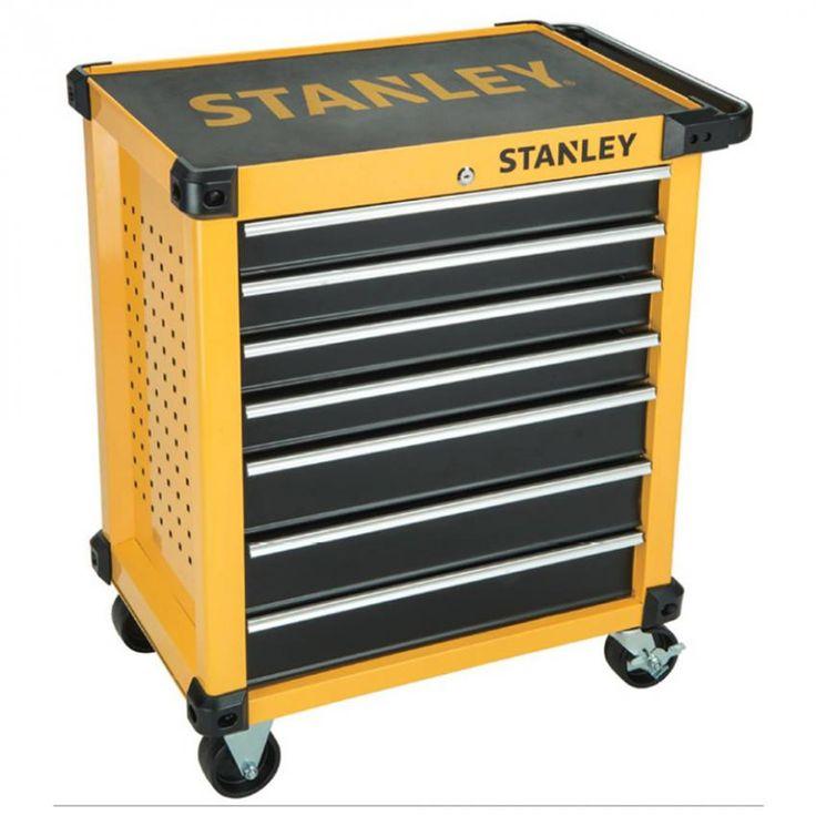 Compra Gabinete Rodante 7 Gavetas Herramienta Stanley online ✓ Encuentra los mejores productos Otras herramientas manuales Stanley en Linio México ✓