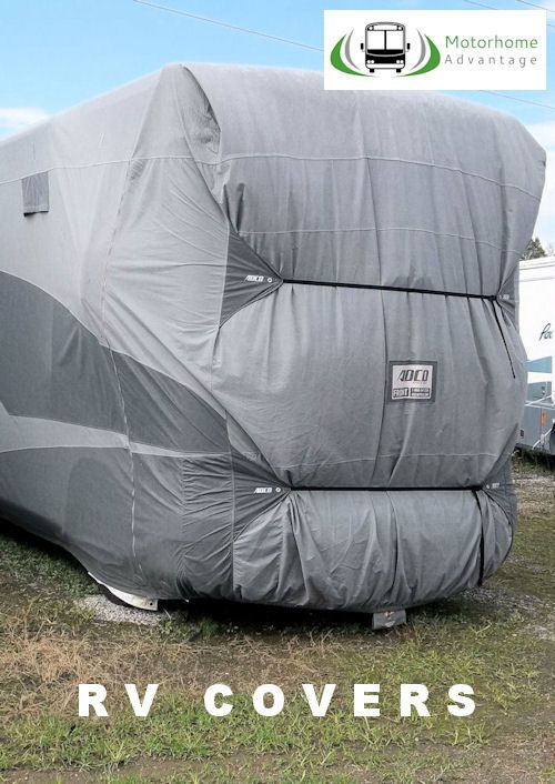RV COVERS FOR CARE AND PROTECTION Good quality RV covers keep my coach looking great and keep it in better condition. An RV requires care and protection from the elements in order to keep it looking good, clean, and undamaged.