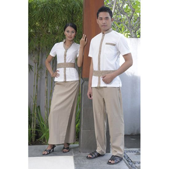 25 best ideas about hotel uniform on pinterest maid for Spa uniform indonesia