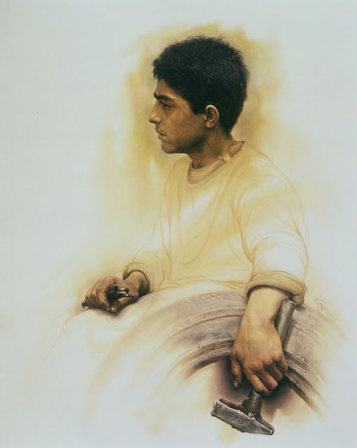 Εργαζόμενος νεαρός.(1999)
