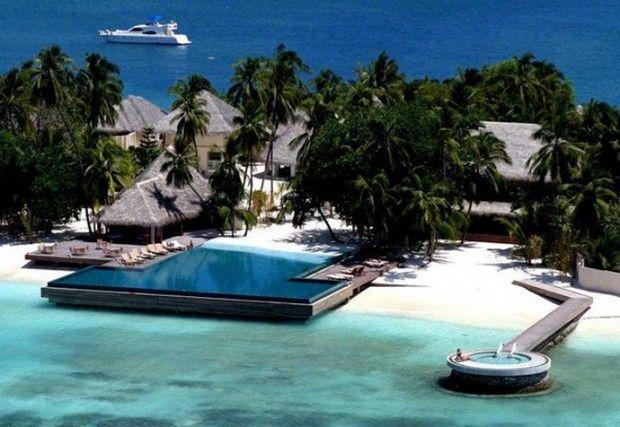 Private Island Getaway.