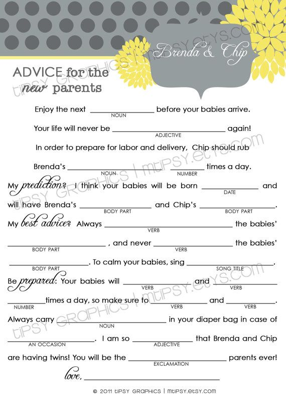 Best 25 baby shower mad libs ideas on pinterest diaper party items similar to pink pink pink giraffe sweet well wishes for the new baby printable cards on etsy pronofoot35fo Image collections
