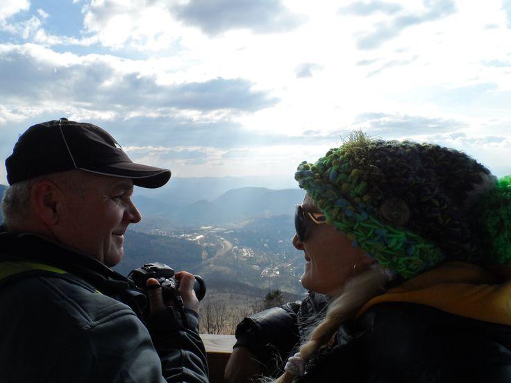 View - Vyhlídka Krahule 2014 - Dnes 35 let spolu..