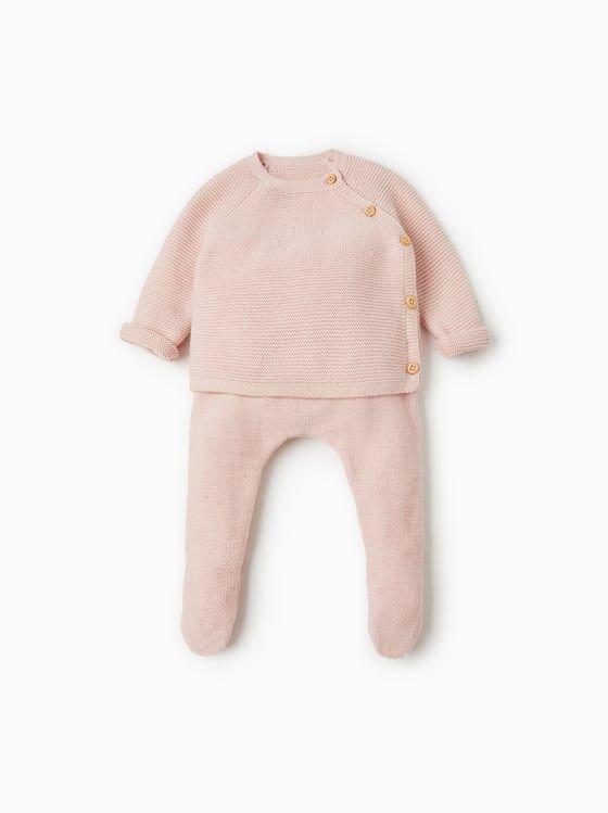 dc19e57110 Newborn Baby Knitwear | New Collection Online | ZARA United States ...