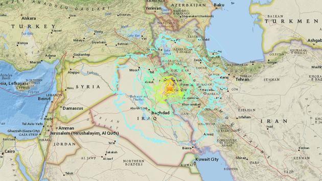 Iran-Iraq 7.3-Magnitude Earthquake Kills at Least 335