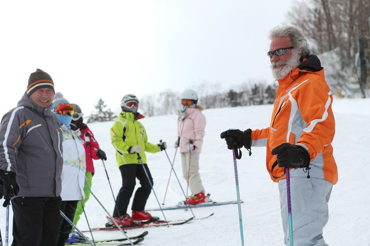 Club Med Hokkaido クラブメッド 北海道  スキーレッスンもインターナショナル♪