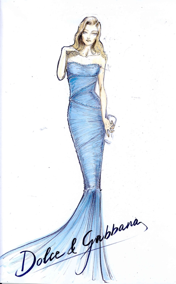 dolce amp gabbana fashion sketches pinterest fashion