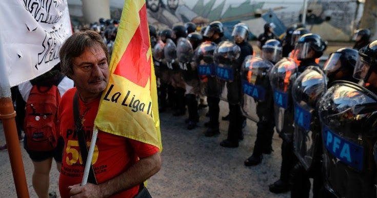 Παρέλυσε η Αργεντινή από τη γενική απεργία