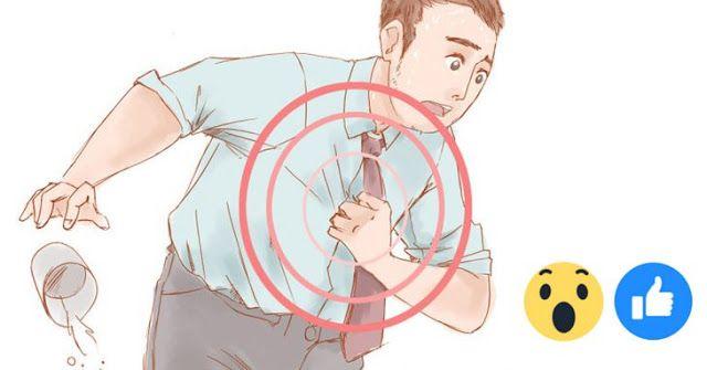 Как остановить сердечный приступ в течение минуты. Средство, которое всегда…