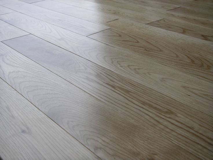 Someday I Want These Floors In My Home Solid Grey Oak Wood