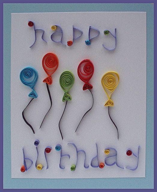 Birthday cards IV