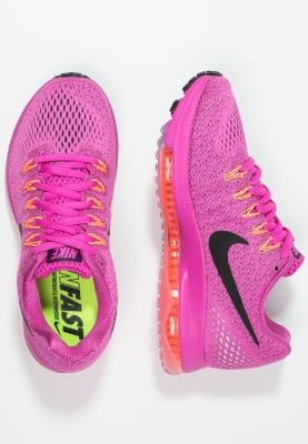 bestil Nike Performance ZOOM ALL OUT - Sneakers - fire pink/black/bright  mango