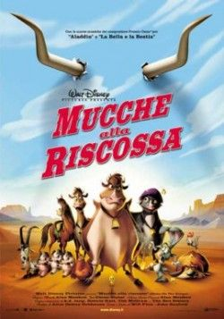 Mucche alla riscossa - Home on the range