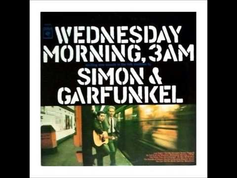 Art Garfunkel - Wednesday Morning, 3 AM