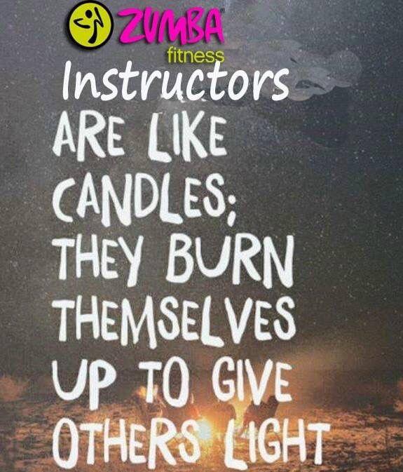 Zumba instructors. Glory is my inspiration.  Tinisha is my motivator. Love your instructor and zumba peeps.