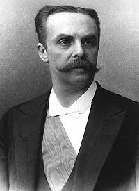 Jean Casimir-Perier (1847-1907), 6e président de la République française du 27 juin 1894 au 16 janvier 1895.