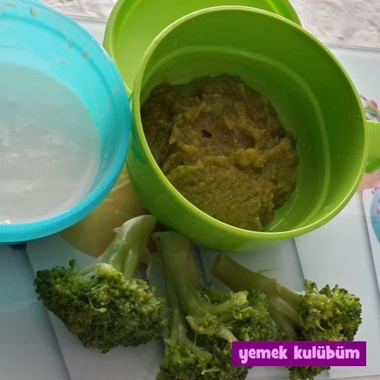 Yoğurtlu Brokoli Püresi - Yemek Kulübüm - Kolay, Leziz, Denenmiş Yemek Tarifleri