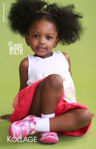 Black Hairstyles For Kids Natural